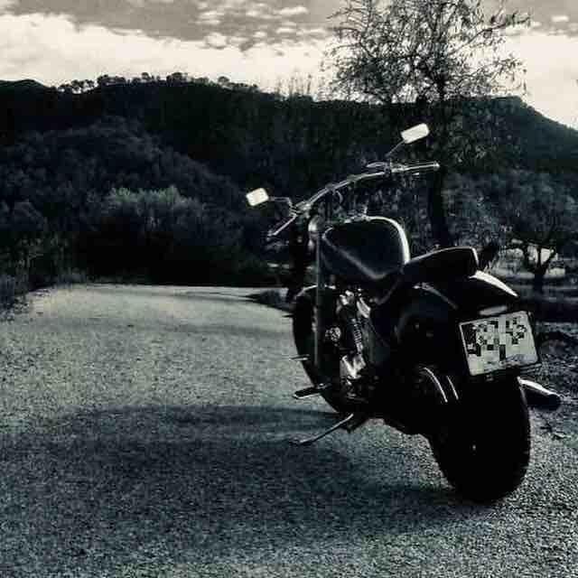 Por aquí mi hierro shadow 600 🍺