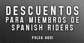 descuentos especiales spanish riders