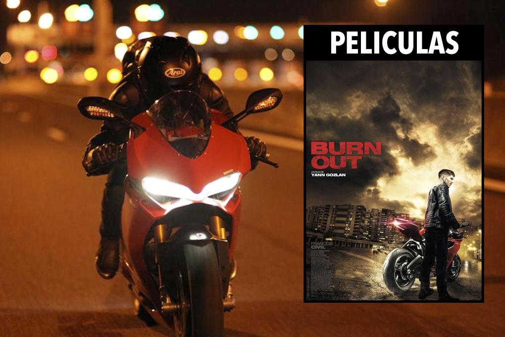 Peliculas Motos Burn Out