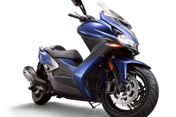 Kymco Xciting S 400 colores
