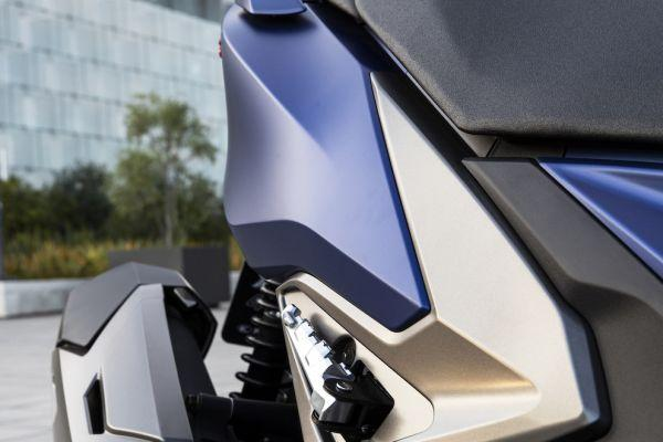 Kymco Xciting S 400 Detalles